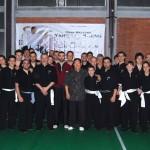 Stage del Maestro Yang Lin Sheng - Paderno Dugnano 21 Marzo 2014 (Gruppo Shao Lin, adulti)