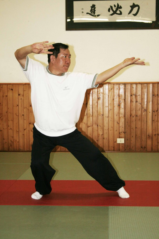 Jin Gang Dao Dui, pestare nel mortaio