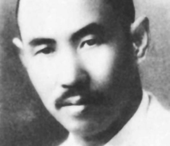Wang Xiang Zhai, fondatore dell'Yi Quan