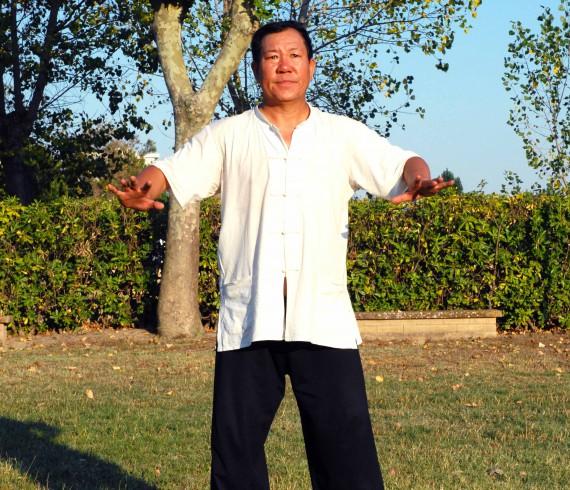 Maestro Yang Lin Sheng - Yi Quan - Fu an zhuang