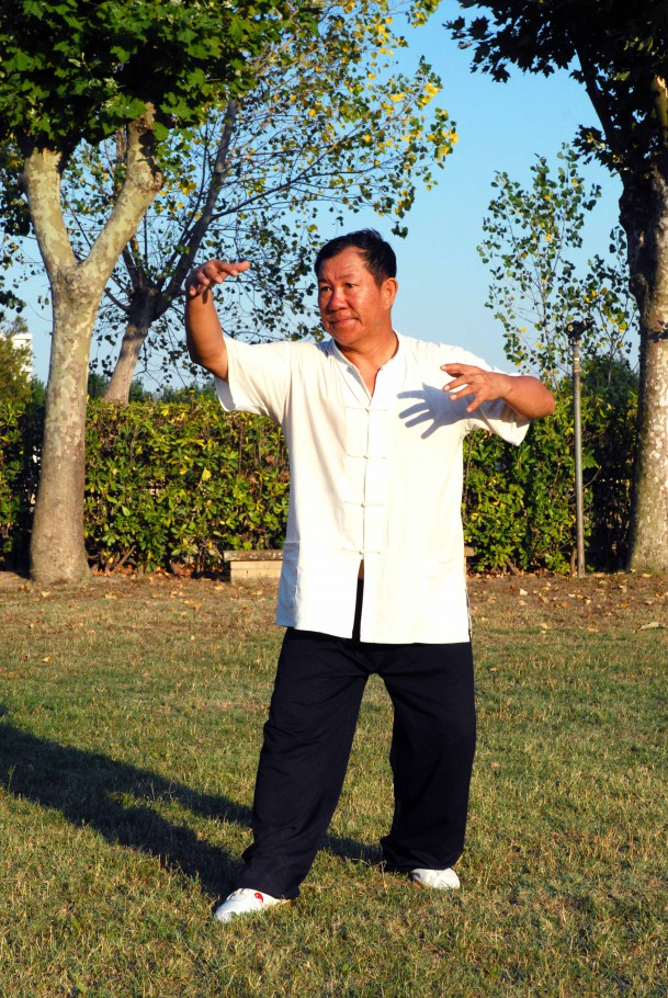 Mao dun zhuang, guardia destra