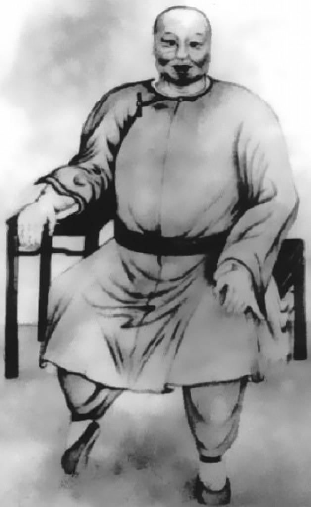Dong Hai Chuan, fondatore del Ba Gua Zhang