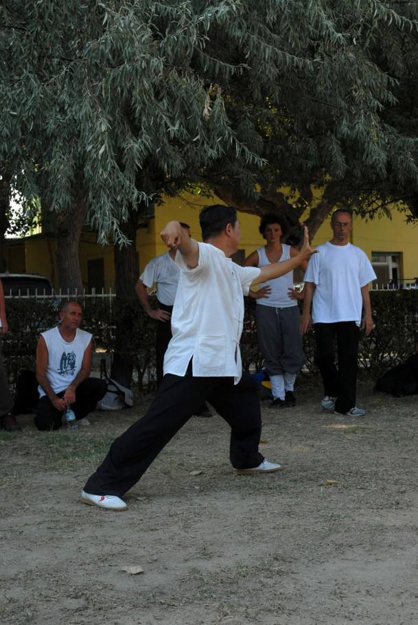 Forma13, movimento 3 - Dan Bian (frusta)