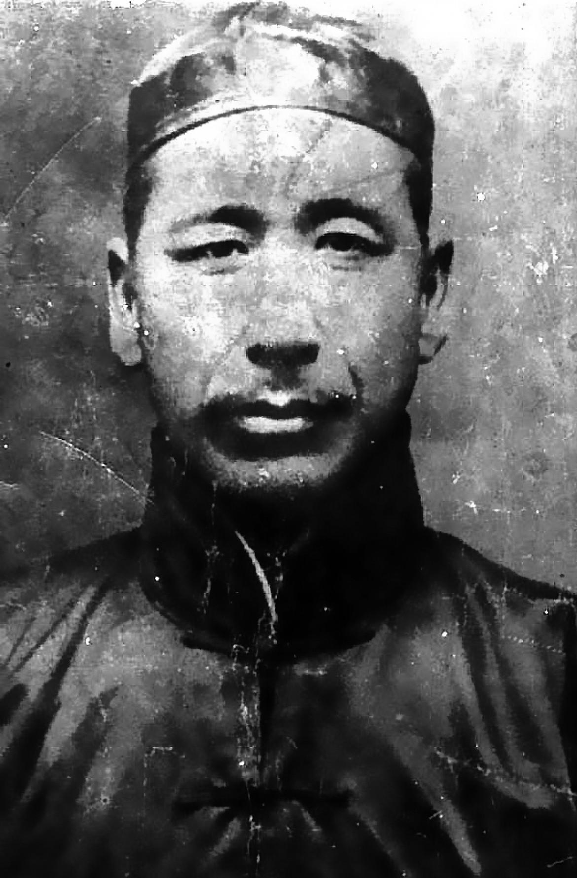 Il Maestro Liu Wen Hua, figlio del grande Maestro Liu Qi Lan